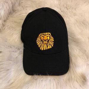 🍊NWOT The Lion King on Broadway Baseball Cap